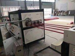 PVC一出四穿线管生产线