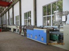 PE给水燃气管生产线设备