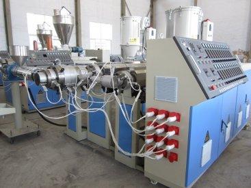 PPR管材生产设备设备生产的管材应用饮水系统的
