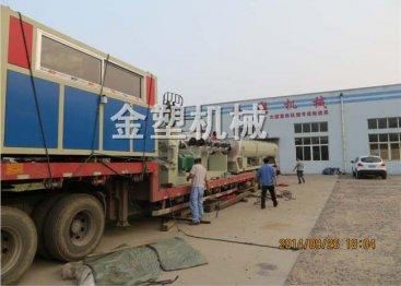 陕西延安-PE三层复合管设备/PVC管设备