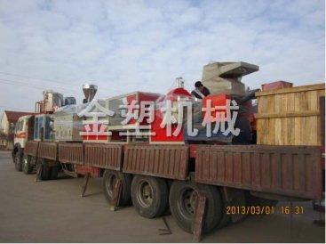 山西朔州-PE PVC管材生产线