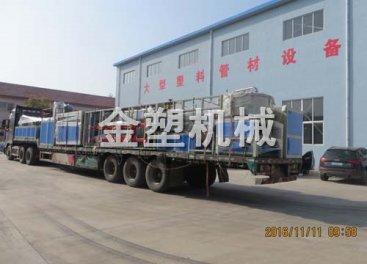 新疆阿克苏-PVC管材设备