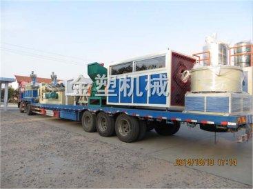 新疆伊宁-PVC穿线管生产线