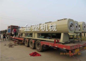 云南曲靖-PE燃气管道设备