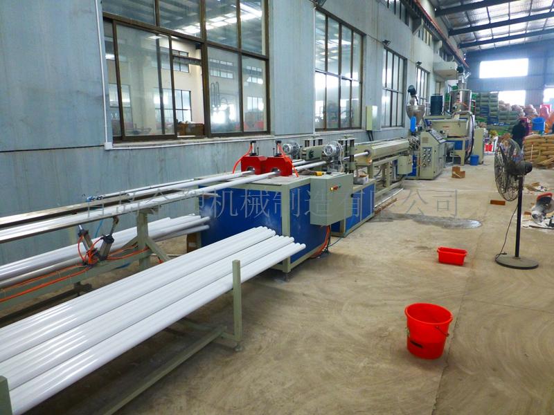 PVC电工套管生产线