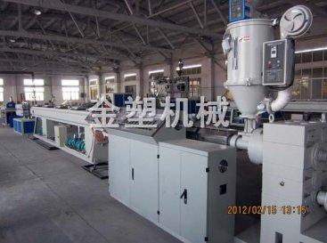 塑料管生产设备