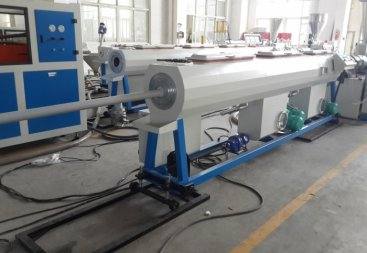 跟随时代进步的 塑料管材生产线设备