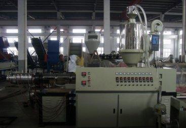 pe管材生产线生产线的优势